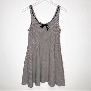 ModCloth Dear Creatures Stripe Sleeveless Dress